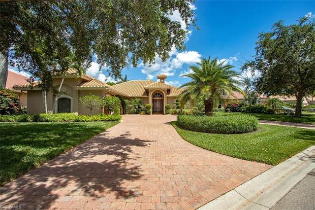5250 Kensington High St, Naples, FL 34105 (#220032578) :: Equity Realty