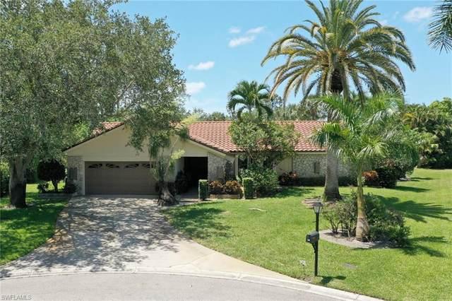2453 Dorset Ct, Naples, FL 34112 (MLS #220032786) :: #1 Real Estate Services