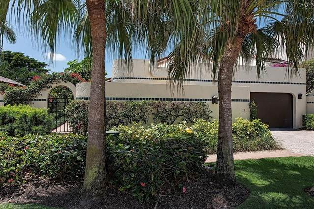 19 Las Brisas Way, Naples, FL 34108 (MLS #220032847) :: #1 Real Estate Services