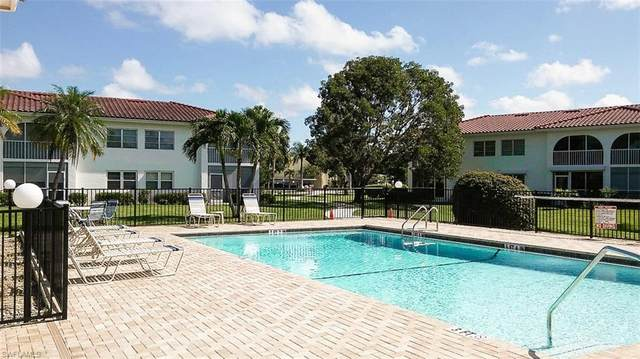 1054 Forest Lakes Dr H-202, Naples, FL 34105 (MLS #220032968) :: #1 Real Estate Services