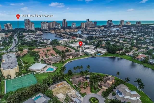 4036 Crayton Rd D-2, Naples, FL 34103 (MLS #220033111) :: #1 Real Estate Services