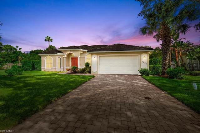 3643 Zion Park Ct, Naples, FL 34116 (MLS #220033521) :: #1 Real Estate Services