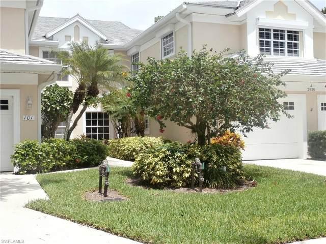 2836 Aintree Ln J102, Naples, FL 34112 (MLS #220034071) :: Clausen Properties, Inc.