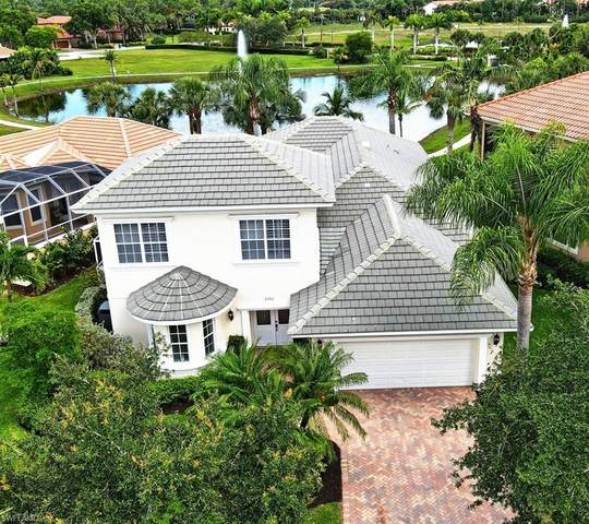 2860 Coco Lakes Dr, Naples, FL 34105 (MLS #220035342) :: Florida Homestar Team