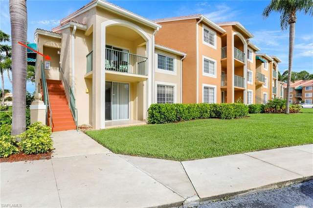 1265 Wildwood Lakes Blvd 3-201, Naples, FL 34104 (MLS #220035416) :: Team Swanbeck