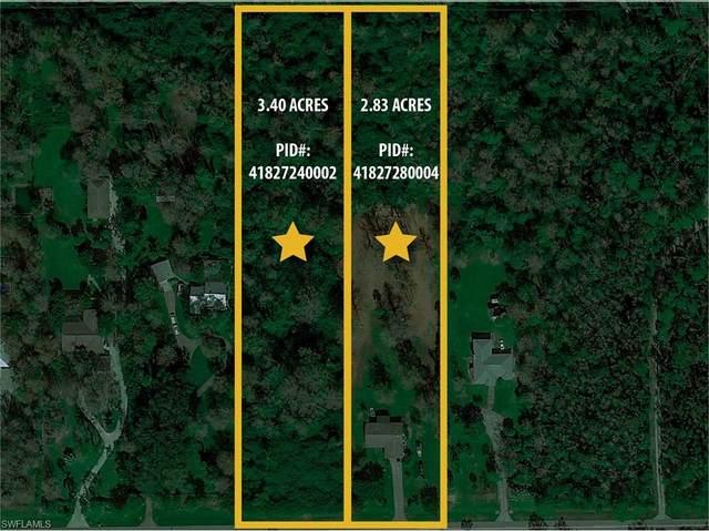 5237 Cherry Wood Dr, Naples, FL 34119 (#220035628) :: Caine Premier Properties