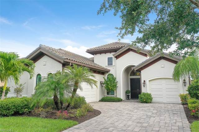 7450 Lantana Cir, Naples, FL 34119 (#220035740) :: The Dellatorè Real Estate Group