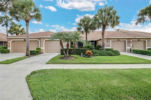 1717 Morning Sun Ln E-32, Naples, FL 34119 (MLS #220037531) :: Kris Asquith's Diamond Coastal Group