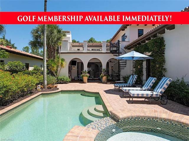 10810 Est Cortile Ct, Naples, FL 34110 (#220037625) :: Equity Realty