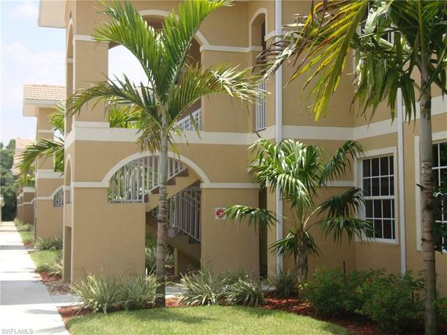 1051 Winding Pines Cir #106, Cape Coral, FL 33909 (MLS #220038141) :: #1 Real Estate Services