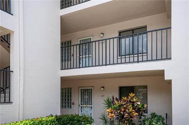 4121 Lorene Dr #209, Estero, FL 33928 (MLS #220039015) :: Clausen Properties, Inc.