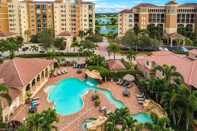 560 El Camino Real #1503, Naples, FL 34119 (MLS #220040015) :: Clausen Properties, Inc.