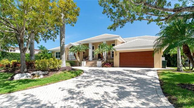 733 18th Ave S, Naples, FL 34102 (#220040146) :: Vincent Napoleon Luxury Real Estate