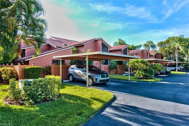 114 Cypress Way E D3, Naples, FL 34110 (#220040181) :: Equity Realty