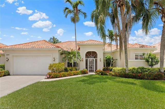 3369 Cerrito Ct, Naples, FL 34109 (#220040208) :: Southwest Florida R.E. Group Inc