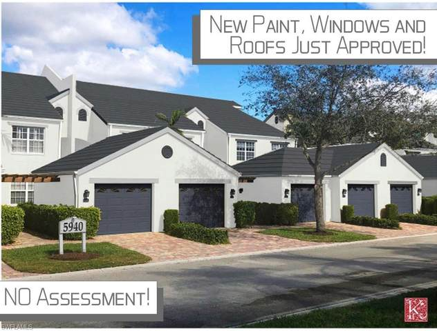 5964 Sand Wedge Ln #304, Naples, FL 34110 (#220040619) :: Equity Realty