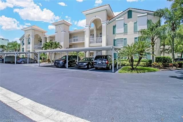 480 Bermuda Cove Way 1-104, Naples, FL 34110 (#220041255) :: Equity Realty