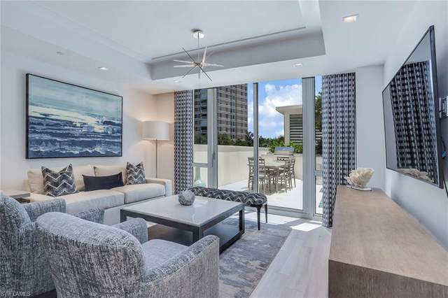 6897 Grenadier Blvd #206, Naples, FL 34108 (MLS #220041295) :: Dalton Wade Real Estate Group