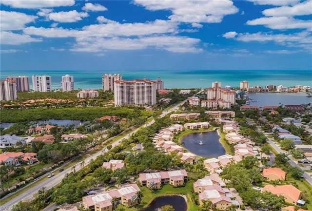 625 Beachwalk Cir G-104, Naples, FL 34108 (#220041301) :: Caine Premier Properties