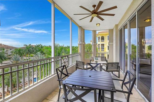 2738 Tiburon Blvd E B-406, Naples, FL 34109 (#220041641) :: The Dellatorè Real Estate Group