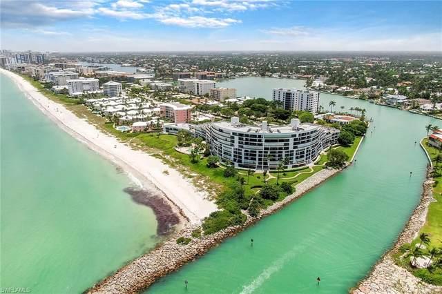 2352 Gulf Shore Blvd N #704, Naples, FL 34103 (MLS #220041810) :: The Naples Beach And Homes Team/MVP Realty