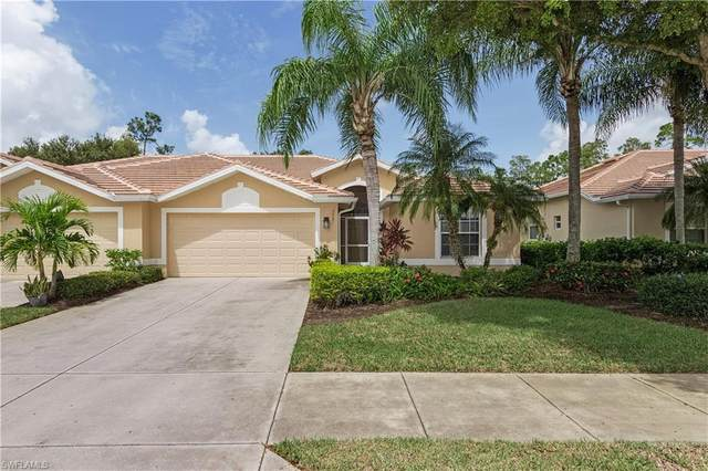 3937 Cordgrass Way D-8, Naples, FL 34112 (MLS #220042021) :: Team Swanbeck