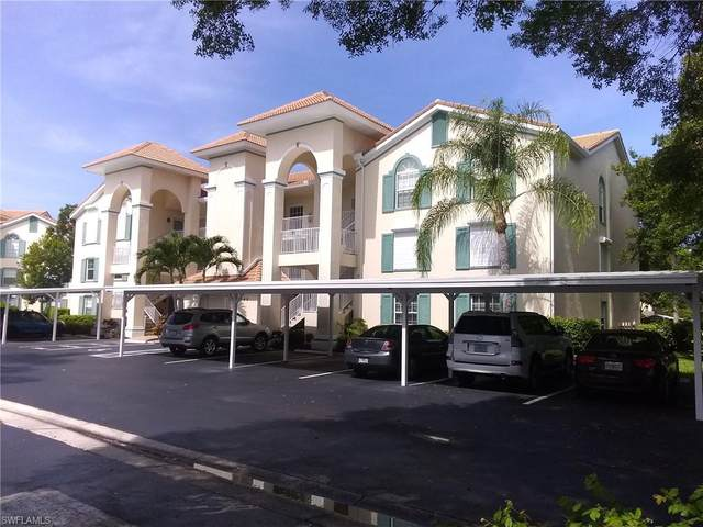 585 Club Side Dr 3-103, Naples, FL 34110 (MLS #220042579) :: Team Swanbeck