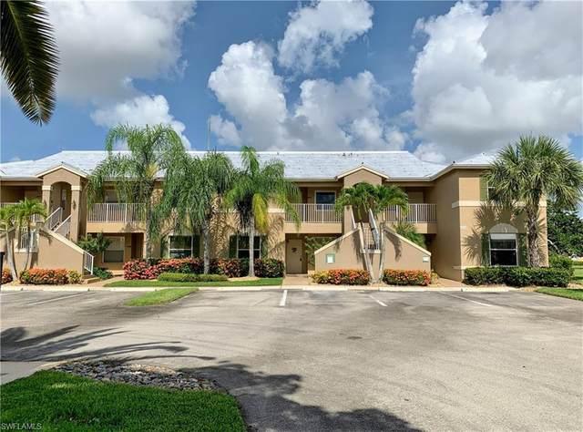 6260 Huntington Lakes Cir #104, Naples, FL 34119 (#220042617) :: Jason Schiering, PA