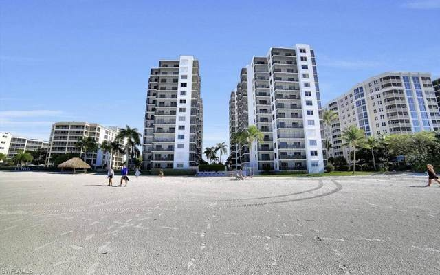 6610 Estero Blvd #123, Fort Myers Beach, FL 33931 (#220043178) :: The Dellatorè Real Estate Group
