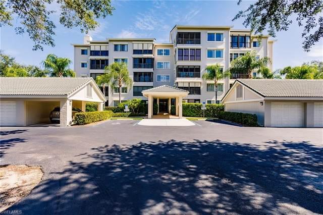 201 Arbor Lake Dr 2-202, Naples, FL 34110 (MLS #220043206) :: Kris Asquith's Diamond Coastal Group