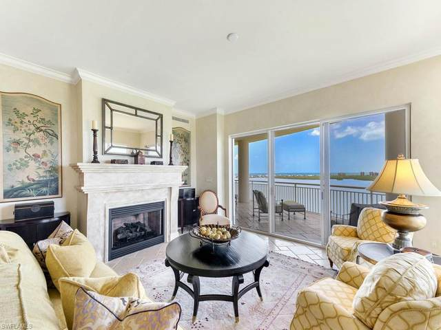 4931 Bonita Bay Blvd #1403, Bonita Springs, FL 34134 (#220044226) :: The Dellatorè Real Estate Group
