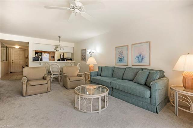 7240 Coventry Ct #316, Naples, FL 34104 (MLS #220044788) :: Realty Group Of Southwest Florida