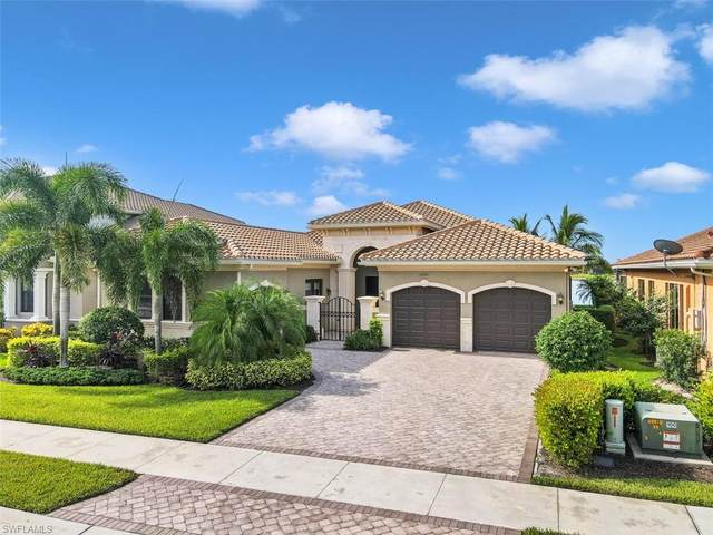 2915 Cinnamon Bay Cir, Naples, FL 34119 (#220045911) :: Jason Schiering, PA