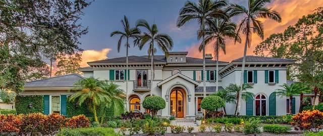 2922 Indigobush Way, Naples, FL 34105 (#220046312) :: The Dellatorè Real Estate Group