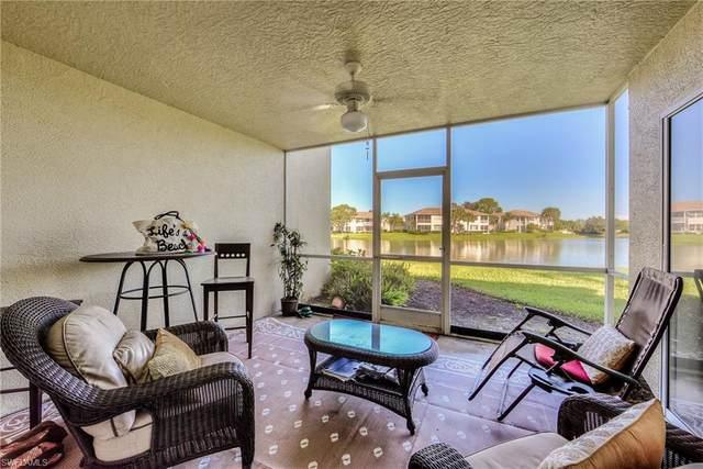 25756 Lake Amelia Way #104, Bonita Springs, FL 34135 (MLS #220046522) :: The Naples Beach And Homes Team/MVP Realty
