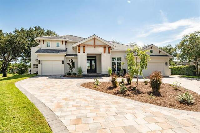 7985 Beaumont Ct, Naples, FL 34109 (MLS #220046659) :: The Naples Beach And Homes Team/MVP Realty