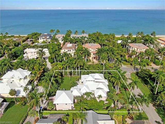 141 Gulf Shore Blvd S, Naples, FL 34102 (#220047258) :: Vincent Napoleon Luxury Real Estate