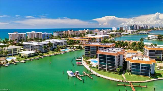 222 Harbour Dr #214, Naples, FL 34103 (#220048166) :: Equity Realty