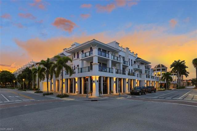 875 6TH Ave S #203, Naples, FL 34102 (MLS #220048178) :: Palm Paradise Real Estate