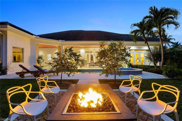 1440 Nautilus Rd, Naples, FL 34102 (#220048502) :: Equity Realty