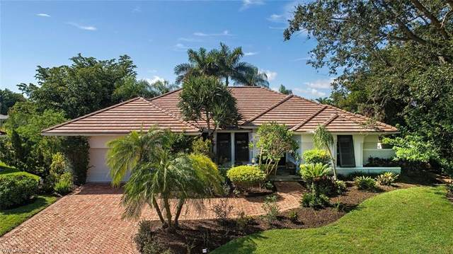 4874 Shearwater Ln, Naples, FL 34119 (MLS #220048676) :: Florida Homestar Team
