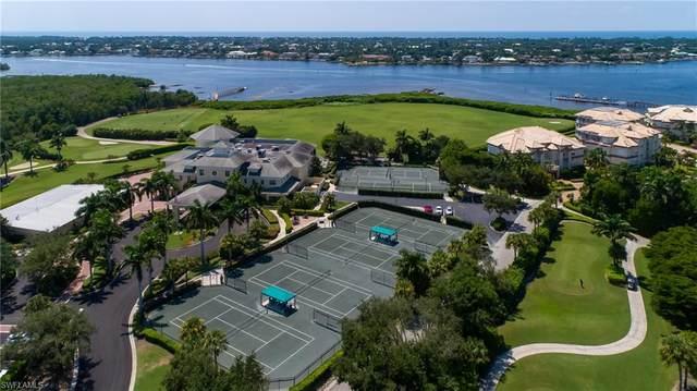 5060 Yacht Harbor Cir 8-102, Naples, FL 34112 (#220048871) :: Vincent Napoleon Luxury Real Estate