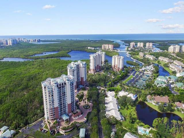 455 Cove Tower Dr #1003, Naples, FL 34110 (MLS #220049471) :: Domain Realty
