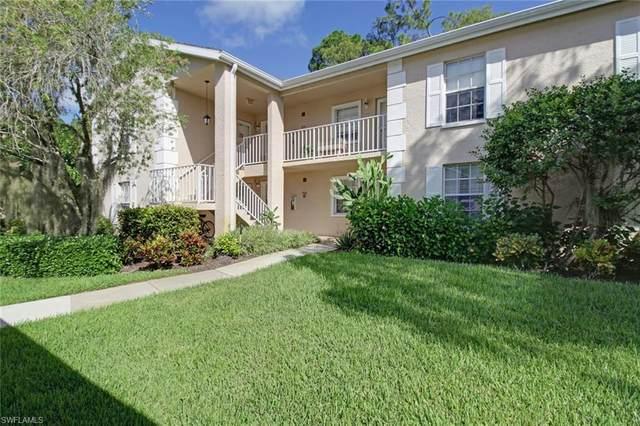 1702 Kings Lake Blvd 8-101, Naples, FL 34112 (MLS #220050227) :: Clausen Properties, Inc.