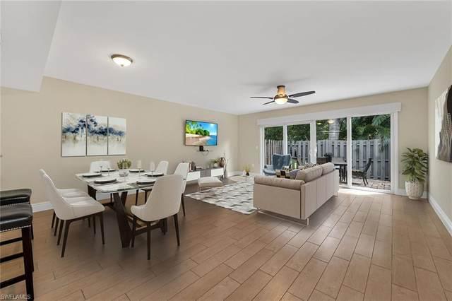840 Meadowland Dr G, Naples, FL 34108 (#220051209) :: The Dellatorè Real Estate Group