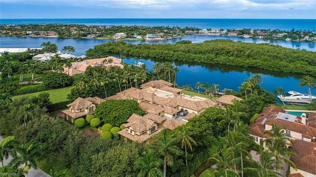 3760 Fort Charles Dr, Naples, FL 34102 (#220051598) :: Equity Realty