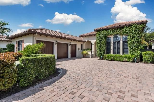 2199 Residence Cir, Naples, FL 34105 (#220051656) :: The Dellatorè Real Estate Group