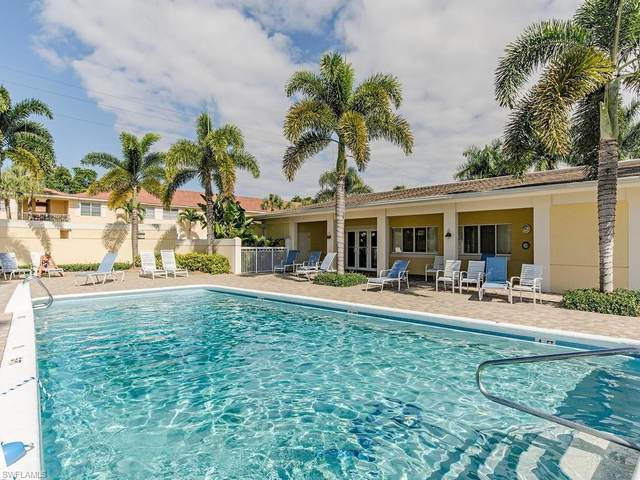 610 Broad Ave S J610, Naples, FL 34102 (MLS #220051758) :: The Naples Beach And Homes Team/MVP Realty