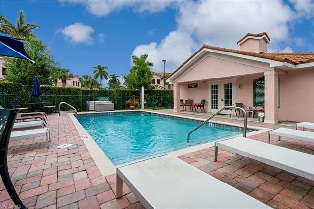 1000 Peggy Cir #303, Naples, FL 34113 (#220052102) :: The Dellatorè Real Estate Group