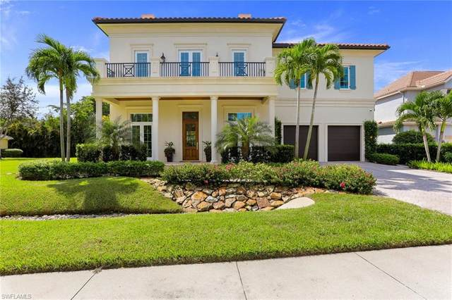 1428 Hemingway Pl, Naples, FL 34103 (#220053524) :: Equity Realty